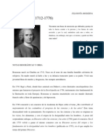 Rousseau PDF