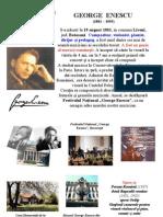 0 George Enescu