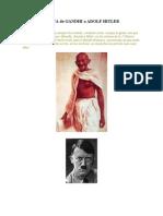 Carta de Gandhi a Adolf Hitler
