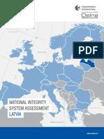 NIS Assessment Report Latvia 2011