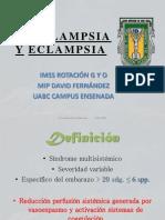 Preclampsia y Eclampsia Julio 2011 MIP FDEZ