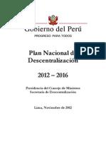 plandescentralizacion