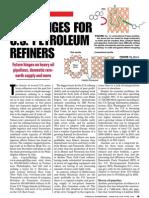 Challenges for U.S. Petroleum Refiners