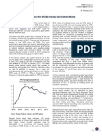 QNB Group Recent Data Releases on the US Economy Have Been Mixed
