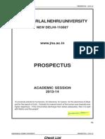 JNU Prospectus2013.pdf