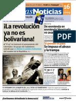 Noticias 16F09