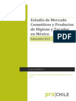Estudio Mercado Mexico