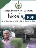 Campamentos Rama Himalaya