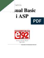 Visual Basic i ASP Skola