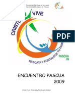 Pascua Juvenil 2009