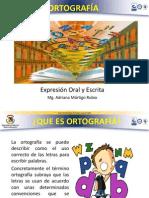 PRESENTACION ORTOGRAFIA