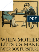 1914_Rich_When Mother Lets Us Make Paper Box Furniture_book