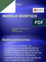 Modelo Bioético Actividad