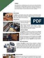 Conceptos de áreas de Artes Industriales