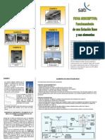 Ficha Descriptiva de Funcionamiento de Una Estacion Base y Sus Elementos