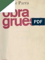Parra - Obra Gruesa