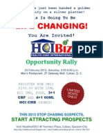 HCIBizOpportunityRally