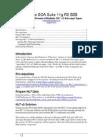 07 Oracle SOA Suite B2B Receiving Stream of Multiple HL7 v2 Message Types v1.0.1