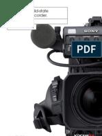 Sony Pmw350 Brochure