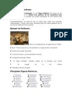 Definición de Perífrasis