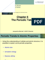 Chapter06 Periodic Table
