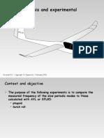 Modal analysis and experimental XFLR5 AVL.pdf
