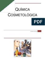 QUIMICA COSMETOLOGICA