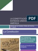La constitución de los Estados Unidos de América Editada