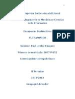 ULTRASONIDO (Autoguardado)