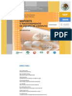 Estructura Curricular Acuerdo 345 Soporte