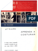 Aprenda a Costurar (Portuguese)