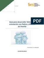 Guia de Talleres Escuela Para Padres
