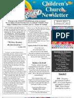 Newsletter 2-10-13