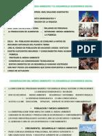 Conservacion Del Medio Ambiente y El Desarrollo Economico