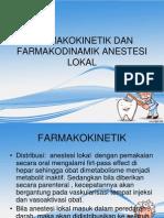 Farmakokinetik Dan Farmakodinamik Anestesi Lokal