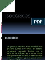 Proceso Isocórico