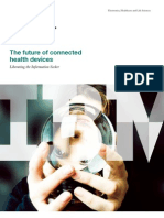 The Future of Connected Health Devices GBE03398USEN