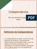 Presentación de codependencia