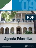 Agenda 2009 PUBLICADA POR EL GCBA