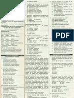 Solucionario de Examen de Admisión 2008-II