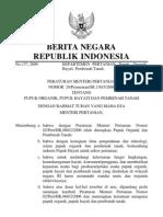 Peraturan Menteri Pertanian Nomor 28 Tentang Pupuk Organik, Pupuk Hayati Dan Pembenah Tanah