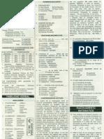 Solucionario de Examen de Admisión UNFV 2010