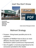 The Wal-Mart You Don't Know
