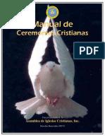 Manual de Ceremonias Cristianas