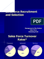 Salesforce Recruitment and Selection