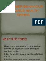 Health Drinks Ppt