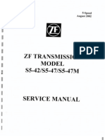 ZF S5-42 Service Manual