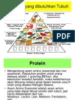 Kandungan Kolestrol Dalam Makanan