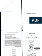 Theory of Elasticity by S. Timoshenko and J.N. Goodier (1951)