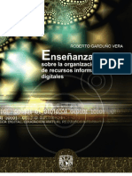 Ensenanza Virtual Organizacion Recursos